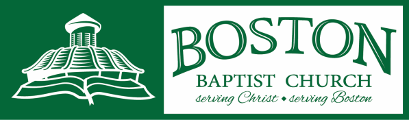 Boston Baptist Church | Expository Bible Teaching | Boston | Thomasville Area | Georgia